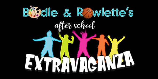 Teacher Party: Bodle & Rowlette's After School EXTRAVAGANZA! (SOLD OUT)