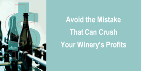 Winery Costing and Taxation Demystified tickets