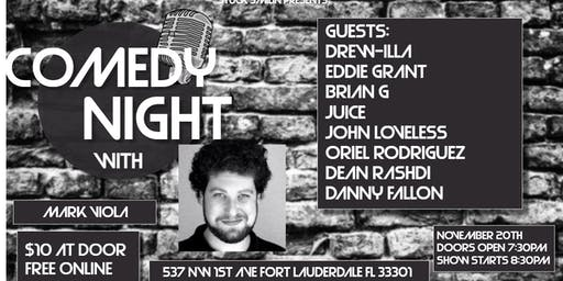 Comedy Night with Mark Viola at Next Door at C&I