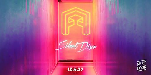 First Friday: Silent Disco DJ Battle