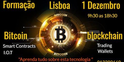 Blockchain  -  A Revolução Financeira  do Século XXI   a 1 DEZ.