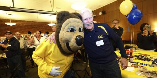 Cal vs. Arizona Basketball Hoops Party