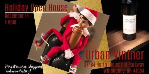 Urban Vintner - Holiday Open House - December 14