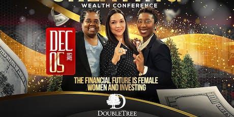 Women Creating  Wealth tickets