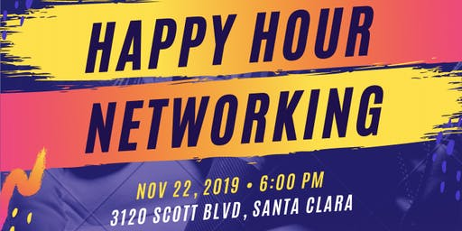 Happy Hour + Networking before Thanksgiving
