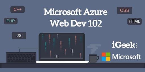 Microsoft Azure:Web Development Workshop 102 Module 1