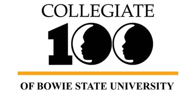 Bowie State University Collegiate 100 Chartering Ceremony