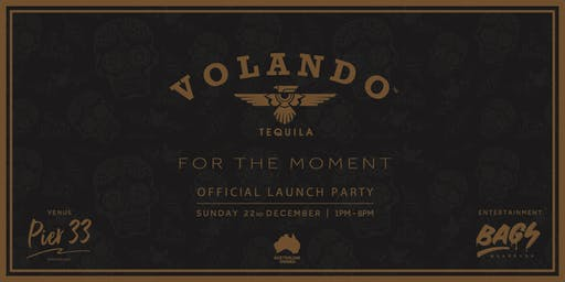 Volando Tequila Official Launch Party