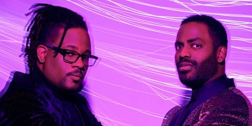 Early Show: The New Negroes Live hosted by Baron Vaughn & Open Mike Eagle