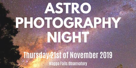 AstroPhotography - Learn to see the stars better tickets