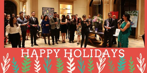 Pars Generation Plus: Inaugural Holiday Celebration!