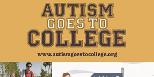 Autism Goes to College - Documentary Film Screening at CSULB