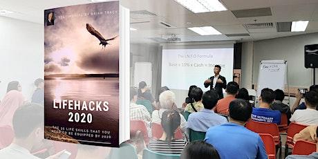 """LifeHacks 2020"" Book Launch tickets"