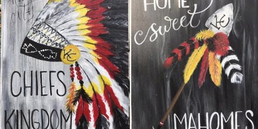 Chiefs Kingdom...Painter's Choice