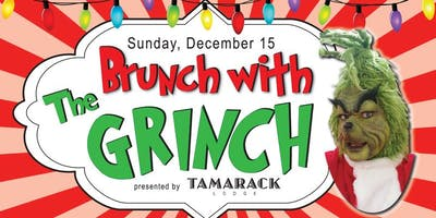 Brunch with The Grinch!