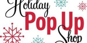Holiday Community Pop up Shop
