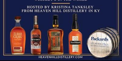 Heaven Hill Whiskey Dinner