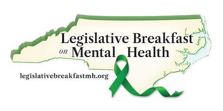 42nd Annual Legislative Breakfast on Mental Health tickets