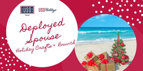 Deployed Spouse Holiday Brunch tickets