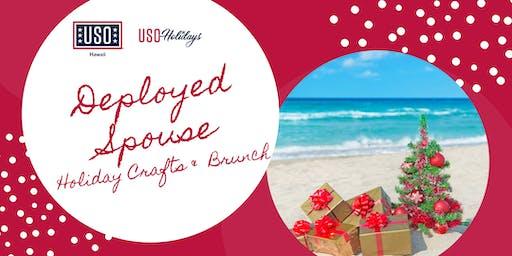 Deployed Spouse Holiday Brunch