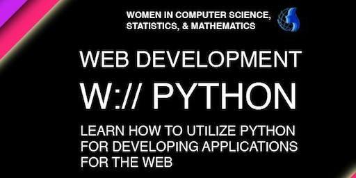 Web Development with Python