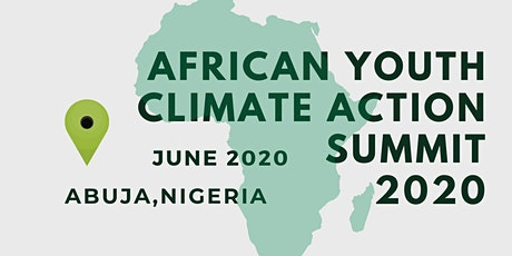 African Youth Climate Action Summit 2020 tickets