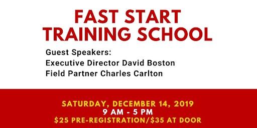 uFinancial Freedom Fast Start Training School