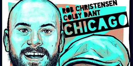 Rob Christensen tickets