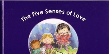 Janet Parsons reads her beautiful children's books about love & friendship tickets