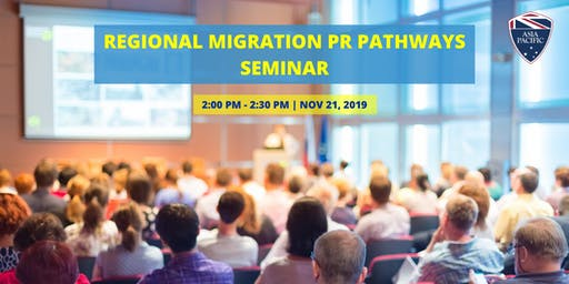 Regional PR Pathway Seminar