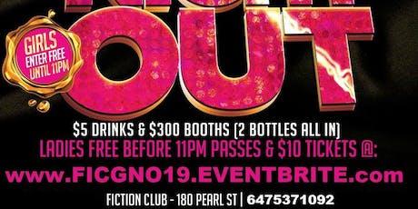 GIRLS NIGHT OUT @ FICTION NIGHTCLUB | FRIDAY NOV 8TH tickets