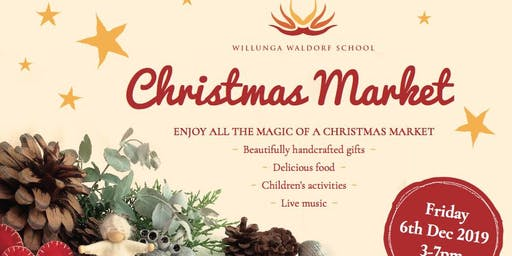 Willunga Christmas Market