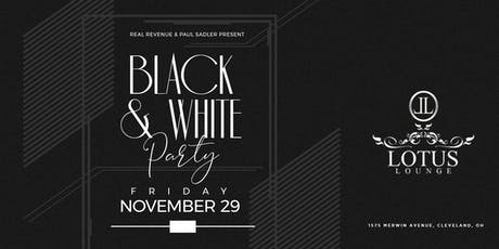 Black and White Party tickets