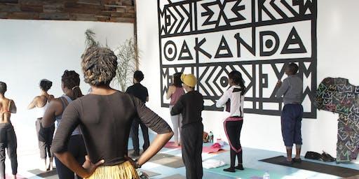 Creative States: A Yoga Workshop for Artist