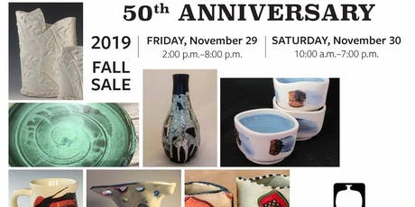Montgomery Potters 50th Anniversary Fall Sale tickets