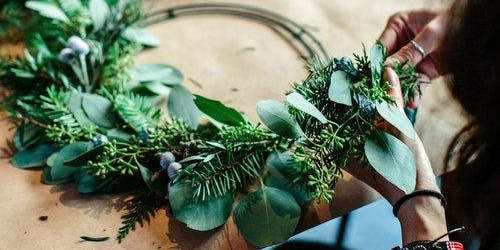 Fresh Wreath Making Class
