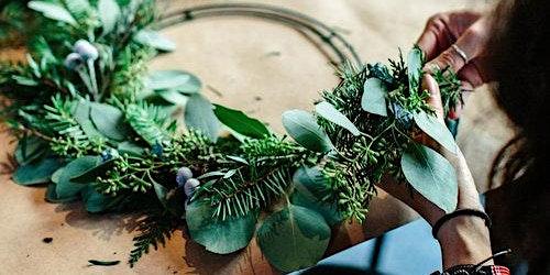 Fresh Wreath Making Class