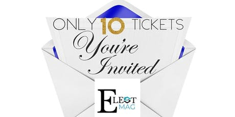 Elest Magazine & Podcast Launch Party tickets