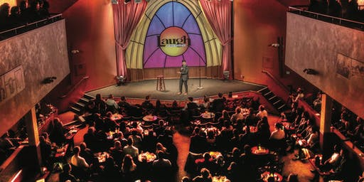THE NASTY SHOW Standup Comedy at Laugh Factory Chicago