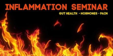 Inflammation Seminar: Taming the Flames tickets