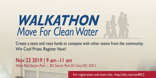 Walkathon for Clean Water