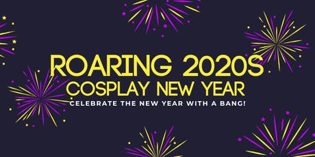 Roaring 20 20S - Cosplay New Year tickets
