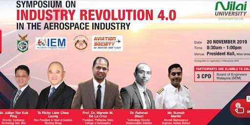 Symposium on IR 4.0 in the Aerospace Industry