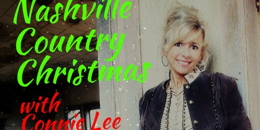 Nashville Country Christmas with Connie Lee at TAK Music Venue