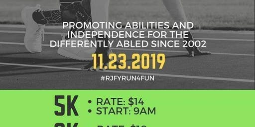 RJFY Annual Fun Walk/Run