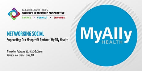 Networking Social Supporting MyAlly Health tickets