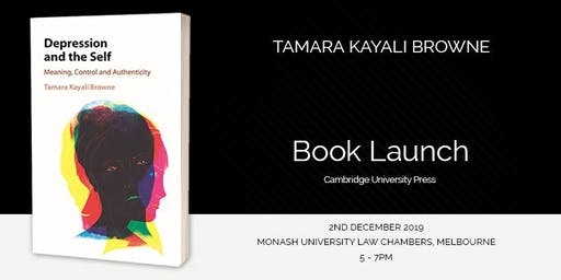 Book Launch: Depression and the Self
