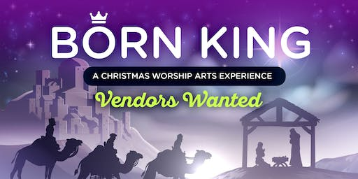Vendors Wanted for Christmas Production