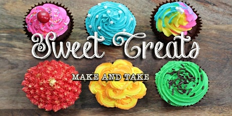 Teacher Party: Sweet Treats! Cupcake Decorating (POSTPONED - NEW DATE TBD) tickets