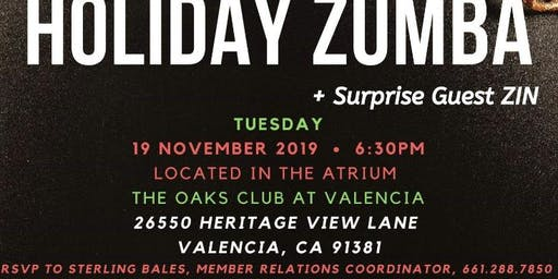 Holiday Zumba Party